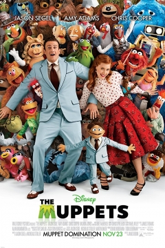 Poster Los Muppets