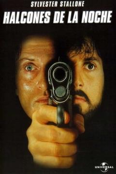 Poster Los Halcones de la Noche