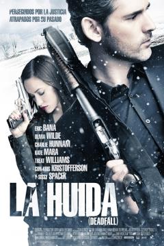 Poster La Huida
