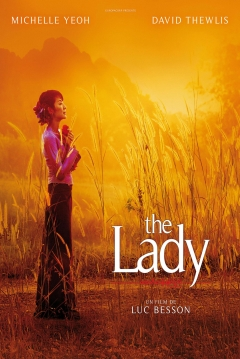 Poster The Lady