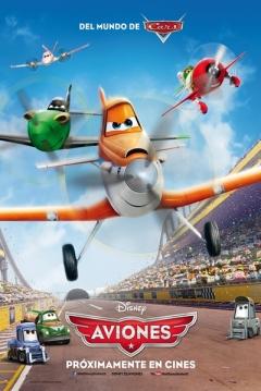 Poster Aviones