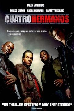 Poster Cuatro Hermanos