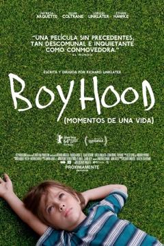 Poster Boyhood (Momentos de una Vida)