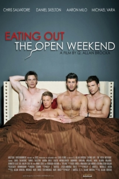 Poster Eating Out: The Open Weekend