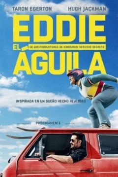 Poster Eddie el Águila