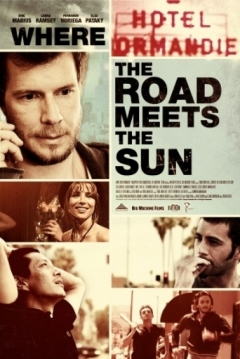 Poster Where the Road Meets the Sun
