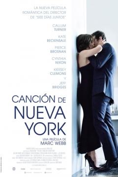 Poster Canción de Nueva York
