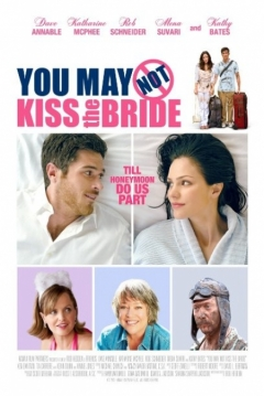 Poster You May Not Kiss the Bride