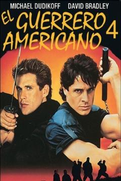 Poster El Guerrero Americano 4