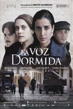 Poster La Voz Dormida