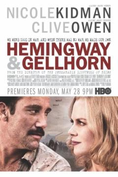 Poster Hemingway & Gellhorn