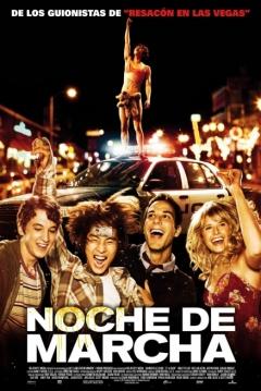 Poster Noche de Marcha