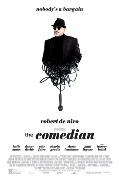 Poster The Comedian