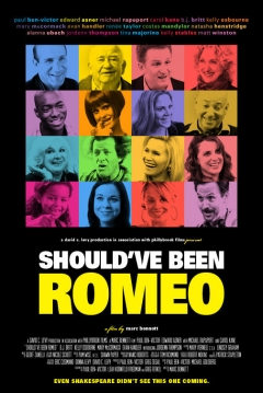 Poster Should've Been Romeo