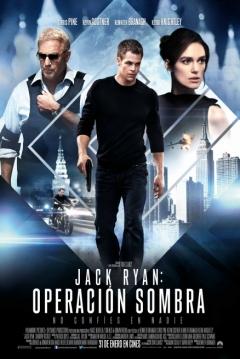 Poster Jack Ryan: Operación Sombra