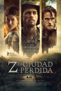 Ficha Z: La Ciudad Perdida