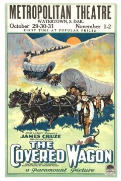 Poster La Caravana de Oregón