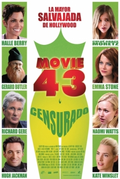 Poster Movie 43