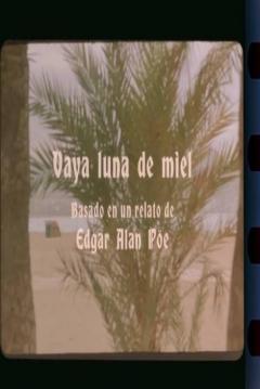 Poster Vaya Luna De Miel