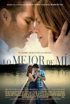 Poster Lo Mejor de Mí