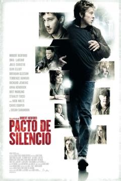 Poster Pacto de Silencio