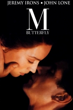 Poster M. Butterfly
