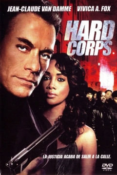 Poster Hard Corps
