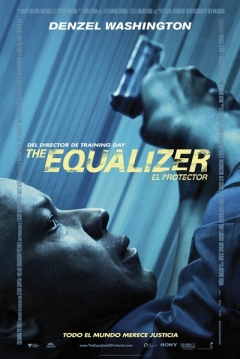 Poster The Equalizer: El Protector