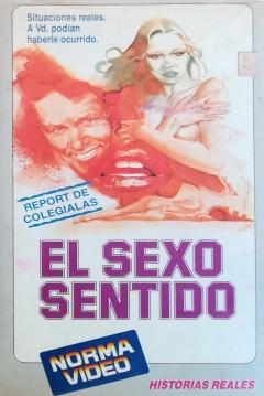 Poster El Sexo Sentido