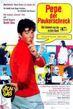 Poster Pepe, Der Paukerschreck - Die Lümmel Von Der Ersten Bank, 3. Teil