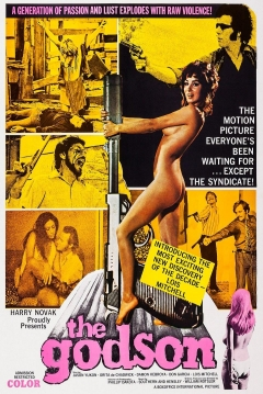 Poster The Godson