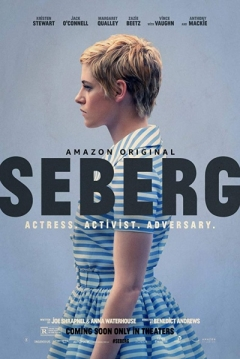 Poster Seberg: Más allá del Cine