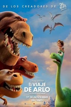 Poster El Viaje de Arlo
