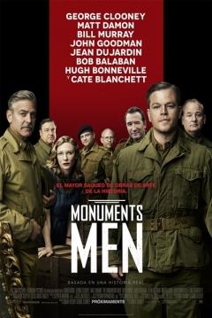 Poster Monuments Men