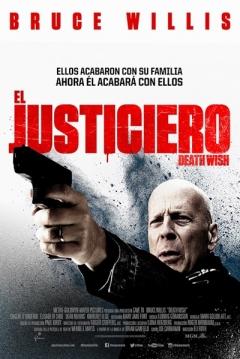 Poster El Justiciero
