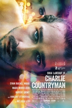 Poster The Necessary Death of Charlie Countryman