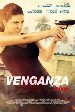 Poster Venganza (In the Blood)