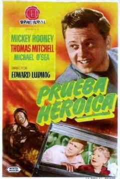 Poster Prueba Heroica