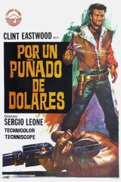 Poster Por un Puñado de Dólares