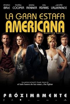 Poster La Gran Estafa Americana