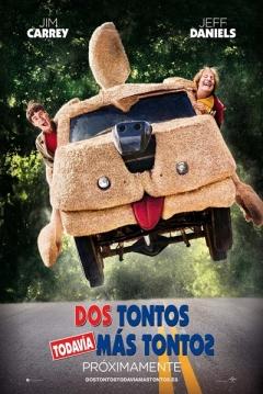 Poster Dos Tontos todavía más Tontos