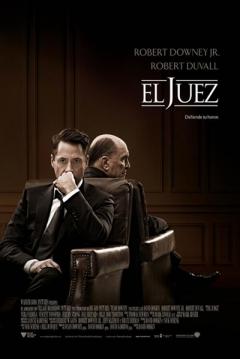 Poster El Juez