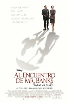 Poster Al Encuentro de Mr. Banks