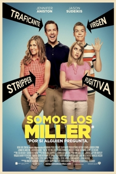 Poster Somos los Miller
