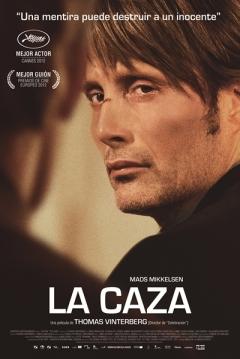Poster La Caza