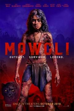 Poster Mowgli: La Leyenda de la Selva