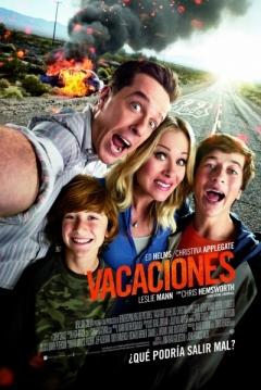 Poster Vacaciones
