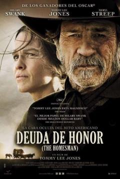Poster Deuda de Honor
