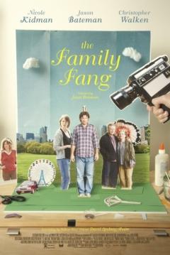 Poster La Familia Fang