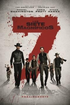 Poster Los Siete Magníficos (Remake)